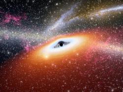 Jaké bude srdce temnoty? Kredit: NASA/JPL-Caltech.