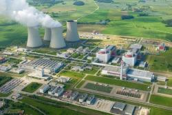 Jaderná elektrárna Temelín má dva bloky VVER1000 (zdroj ČEZ).