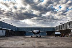 Testování tryskového dronu. Kredit: Boeing Australia.