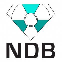 NDB, Inc., logo.