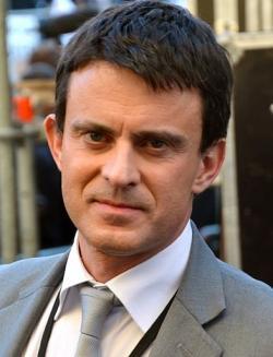 Manuel Valls, premiér Francie. Kredit: Jackolan1 / Wikimedia Commons.
