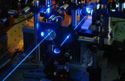 Laser and Sensor Systems. Kredit: Lockheed Martin.