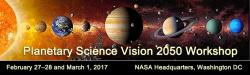 Planetary Science Vision 2050.