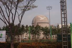 Blok APR1400 elektrárny Shin Kori (zdroj Igor Jex).