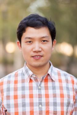 Tian Zhong. Kredit: Caltech.