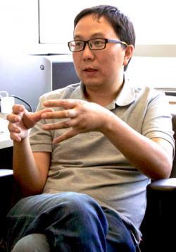 Xiangfeng Duan, Kredit: X. Duan / CNSI.
