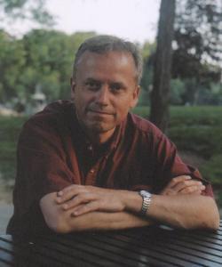 Göran Ekström. Kredit: Columbia University.