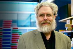 George Church. Kredit: Harvard.