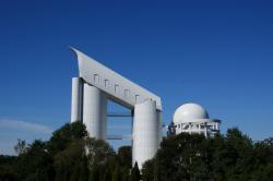 Teleskop LAMOST. Kredit: LAMOST.