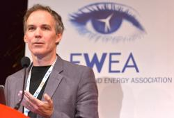 Michael Brower. Kredit: EWEA.