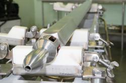 Palivový soubor pro reaktor BREST-OD-300 (zdroj Rosatom).