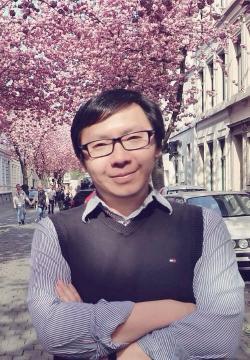 Wei Wei Zhu. Kredit: W. Zhu