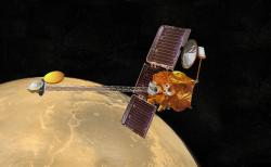 Mars Odyssey. Zdroj: http://www.nasa.gov/