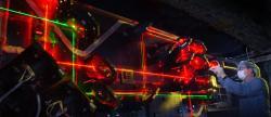 Lockheed Martin intenzivně vyvíjí laserové zbraňové systémy. Kredit: Lockheed Martin.