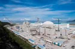 Reaktory EPR v elektrárně Tchaj-šan (zdroj CGN).