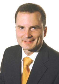 Rupert Huber. Kredit: Universität Regensburg