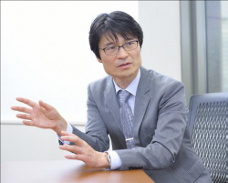 Hideo Kosaka. Kredit: Yokohama National University.