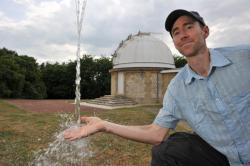 Sean Raymond, Kredit: Observatoire de Bordeaux.