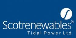 Scotrenewables Tidal Power.