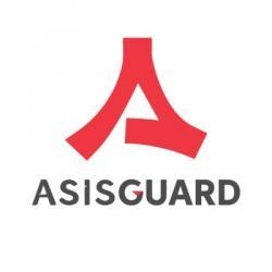 Asisguard logo.