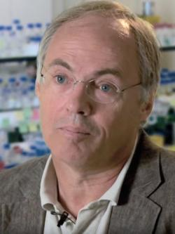 Hans Clevers (2012). Kredit: FastFactsSciencetube / Wikimedia Commons.