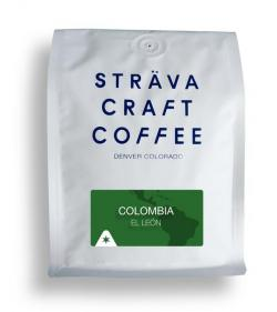 Sträva Craft Coffee, logo.