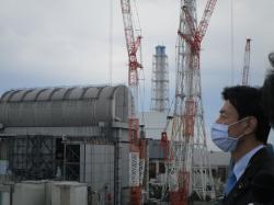 Také bazén pro vyhořelé palivo třetího bloku je od začátku března 2021 vyklizený (zdroj TEPCO).