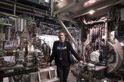 Vylepšený experiment ALPHA (zdroj CERN).
