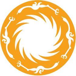 Oficiální logo města Čcheng-tu.