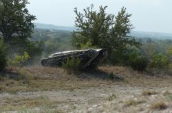 Experimentální lehký tank Ripsaw-MS1. Kredit: U. S. Army.