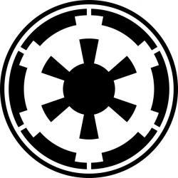 Galaktické impérium. Kredit: Lucasfilm.