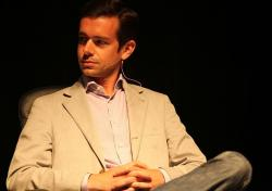 Zakladatel a šéf Twitteru (2009). Kredit: Brian Solis / Wikimedia Commons.