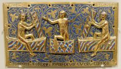 Křesťané oficiálně věří na vzkříšení těla. Někteří současní křesťané ale vycházejí zAntických tradic a věří v nesmrtelnou duši.  (Kredit: Marie-Lan Nguyen, 2012)