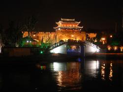 Starobylé Su-čou. Kredit: Chinatravelsavvy / Wikimedia Commons.