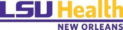 LSU Health Sciences Center New Orleans, logo.