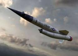 Předpokládaná finální podoba americké střely SLAM. Kredit: Globalsecurity.org.
