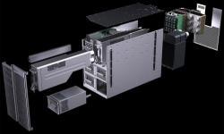 Struktura systému CS-1. Kredit: Cerebras.