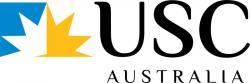 University of the Sunshine Coast, logo.