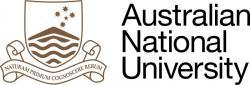 Australian National University, logo.