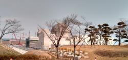 V elektrárně Sin Kori už fungují dva bloky APR1400 a další se budují (zdroj Vladimír Wagner).