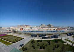 Čtyři bloky CPR-1000 v první etapě elektrárny Chun-jeng-chen (zdroj CGN).