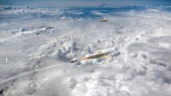 DARPA pracuje na programu Glide Breaker. Kredit: DARPA.