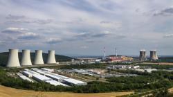 Jaderná elektrárna Mochovce (zdroj Slovenské elektrárny).