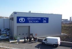 Antimatter Factory. Kredit: CERN.