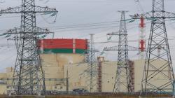 Blok VVER1200 se nedávno rozběhl v elektrárně Ostrovec v Bělorusku (zdroj Rosatom).