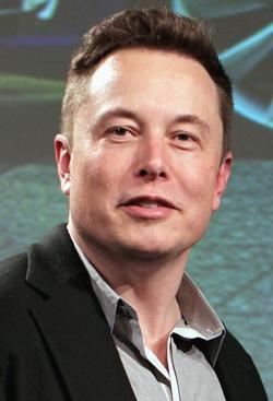 Elon Musk. Kredit: Steve Jurvetson / Wikimedia Commons.