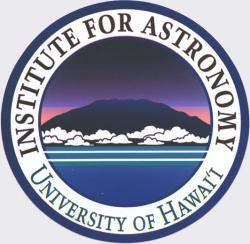 Institute for Astronomy (IfA), logo.