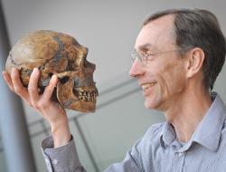 Svante Pääbo. Kredit: Max Planck Institute for Evolutionary Anthropology.