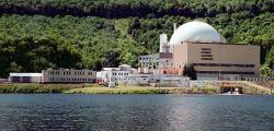 Jaderná elektrárna Yankee Rowe před vyřazováním (zdroj Yankee Rowe).