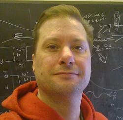 Jim Olsen. Kredit: Princeton University.